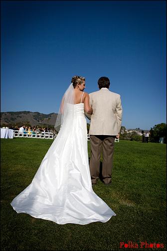 Avila Beach Resort wedding