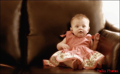 Los Angeles baby portrait photographer
