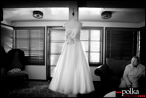 wedding bride getting ready Padua Hills Theatre Claremont California