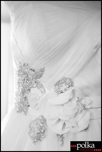wedding gown bride getting ready Padua Hills Theatre Claremont California