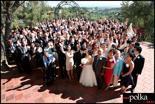 wedding photographer Padua Hills Theater Claremont California