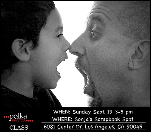 Los Angeles photo classes Polka Photos Class