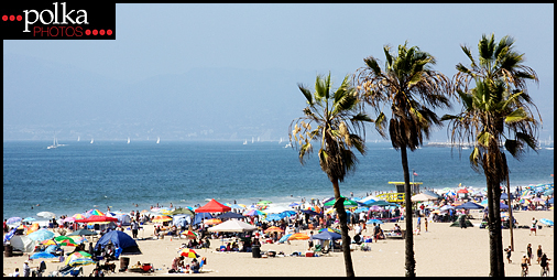 beach ocean Playa del Rey California photographer