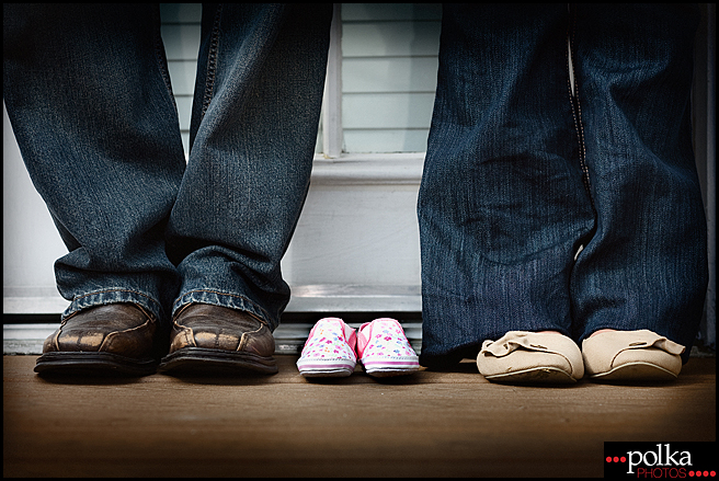 Los Angeles baby photographer, baby shoes