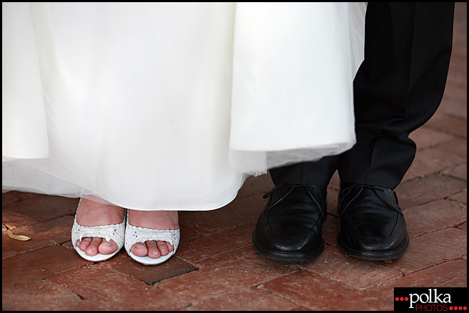 Los Angeles wedding photographer, Los Angeles wedding photography, bride shoes, groom shoes