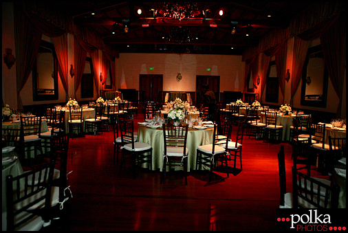 wedding Padua Hills Theatre Claremont California