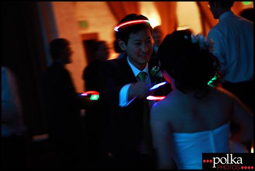 wedding Padua Hills Theatre Claremont California