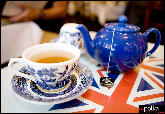 Royal Wedding, Los Angeles, Tudor House, Princess lunch, Santa Monica, tea