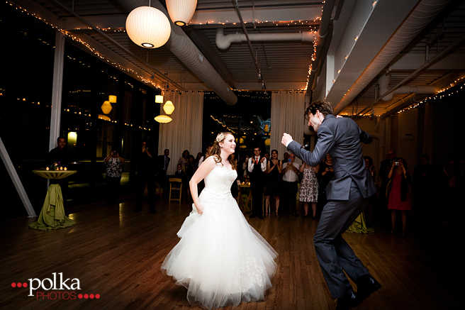Chicago wedding; wedding; Chicago; Chicago wedding photographer; librarian wedding; Windy City; Los Angeles wedding photographer; Greenhouse Loft; reception