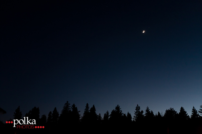 wedding; Yosemite; Yosemite wedding photographer; Los Angeles wedding photographer; night; night sky; moon