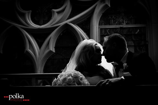 lutheran church wedding, newlywed portrait in church, newlyweds, church wedding, Orange County, Orange County wedding, Orange County wedding photographer