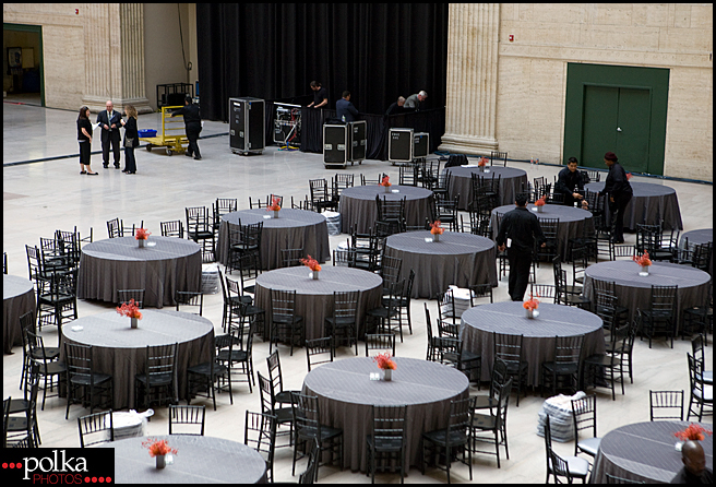Relatively Mikayla's blog: Our silver taffeta tablecloths complement the  HO16